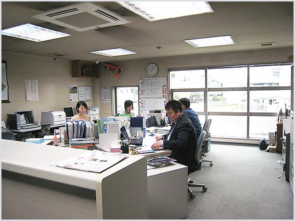 本社オフィス