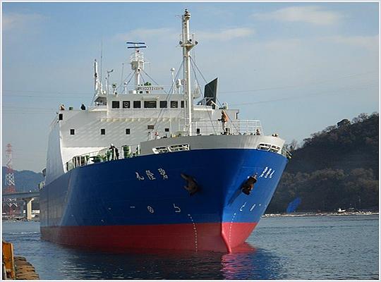碧隆丸 RORO貨物船